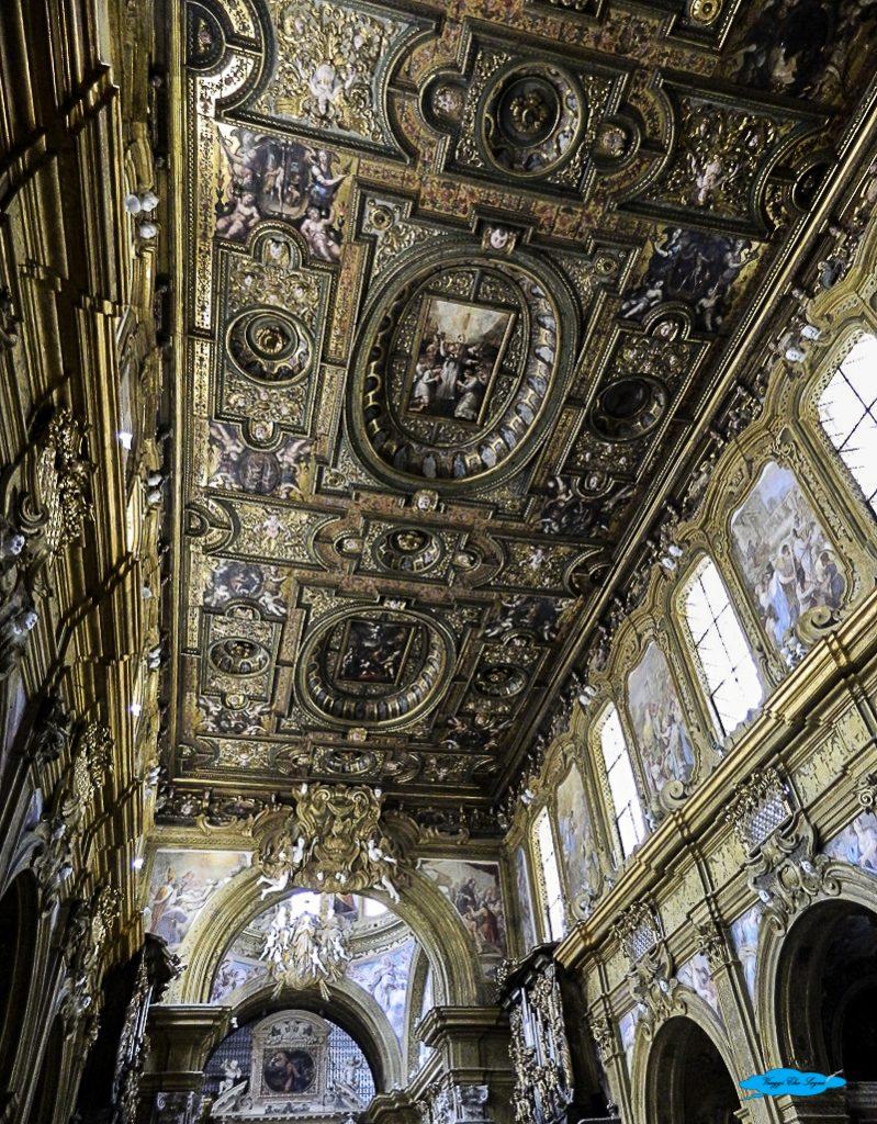 San Gregorio Armeno la chiesa