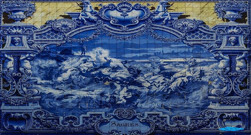 Azulejos e Portogallo