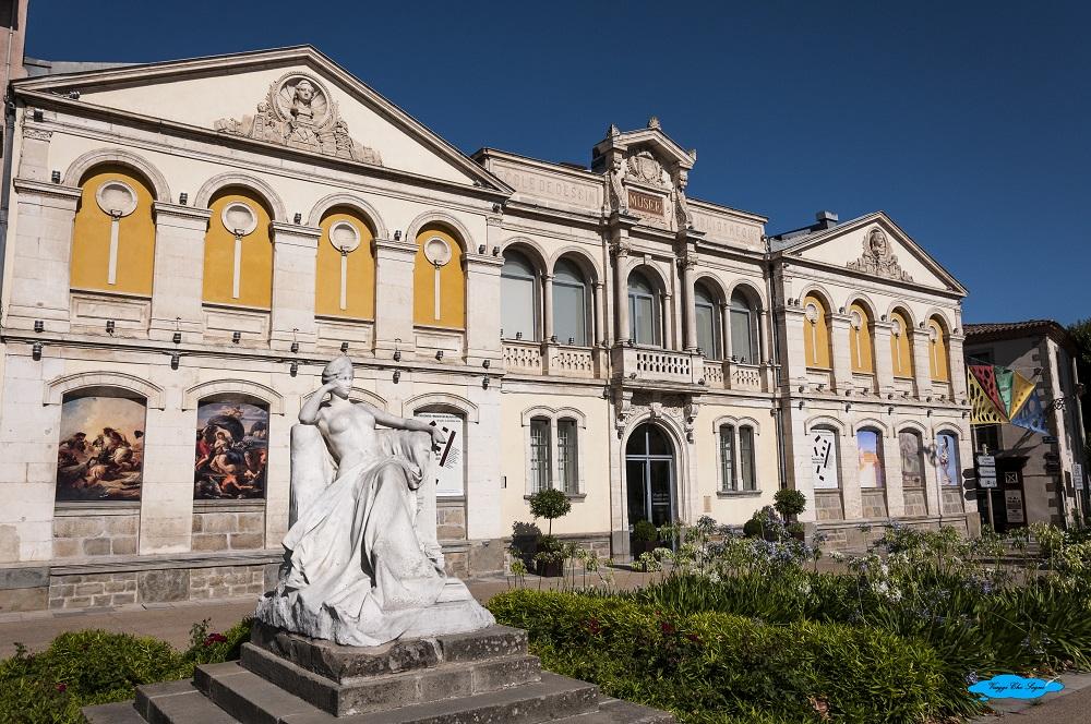 scoprire carcassonne: il museo delle belle arti