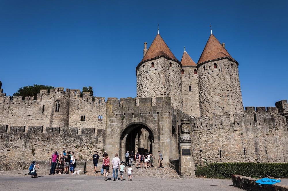 scoprire carcassonne: la cittadella