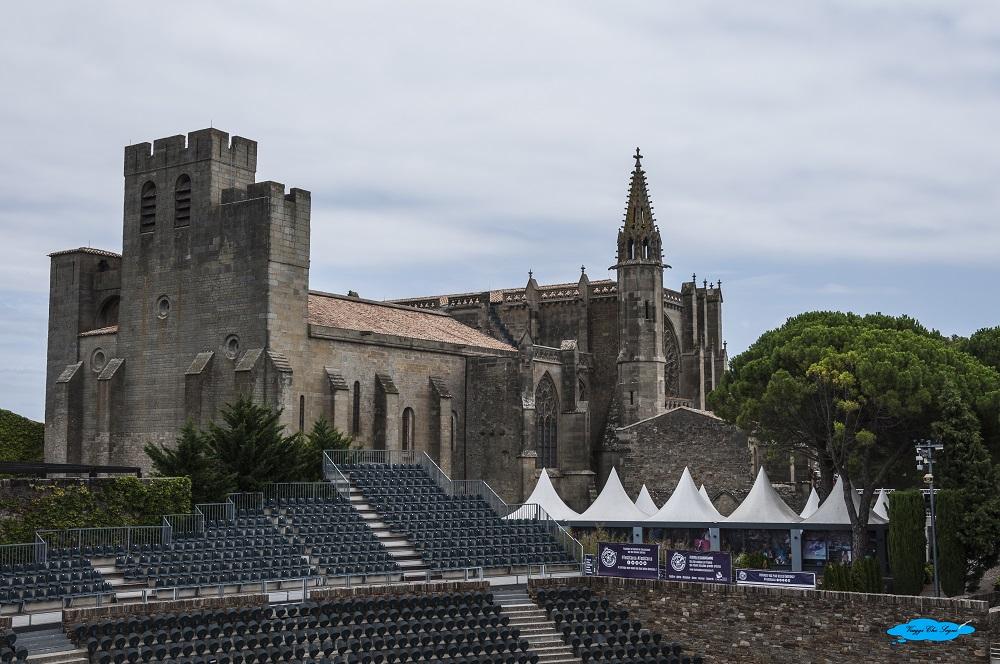 basililica di Saint Nazaire a Carcassonne