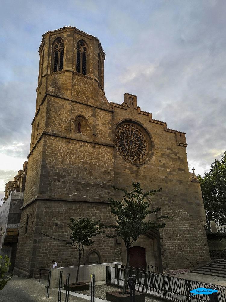 scoprire carcassonne: chiesa di San Michele