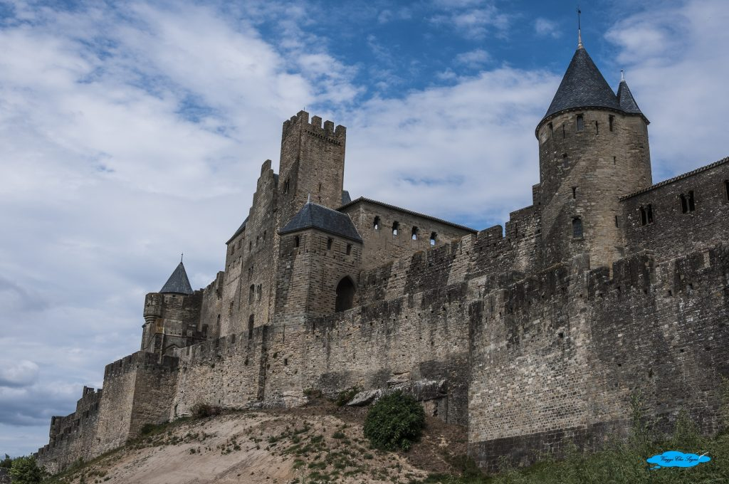 provenza tra natura e arte: carcassonne
