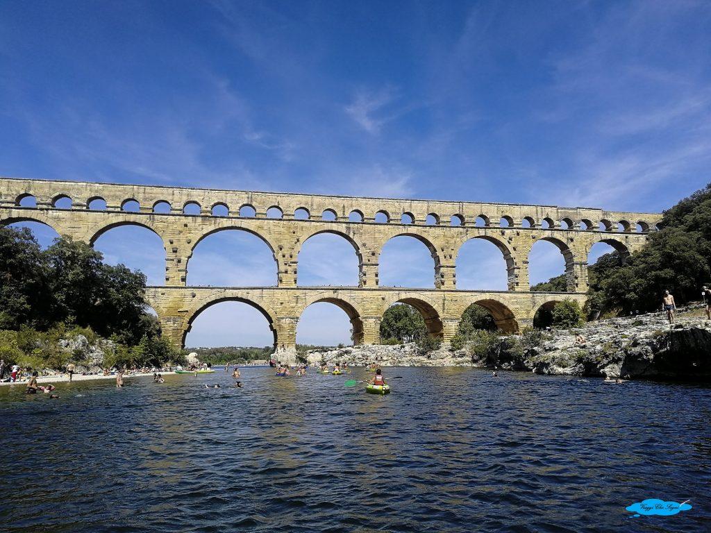 provenza tra natura e arte: pont du gard