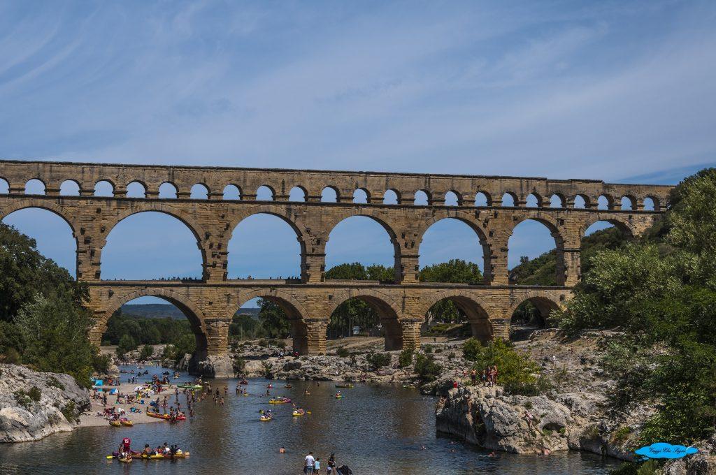 provenza tra natura e arte: pont du gard2