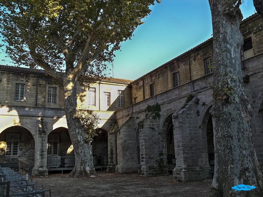 avignone: cosa vedere in due giorni  convento dei celestini