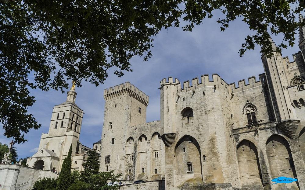Avignone: cosa vedere in due giorni il palazzo dei papi