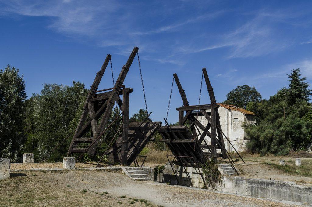 Van Gogh ad Arles: ponte di langlois2
