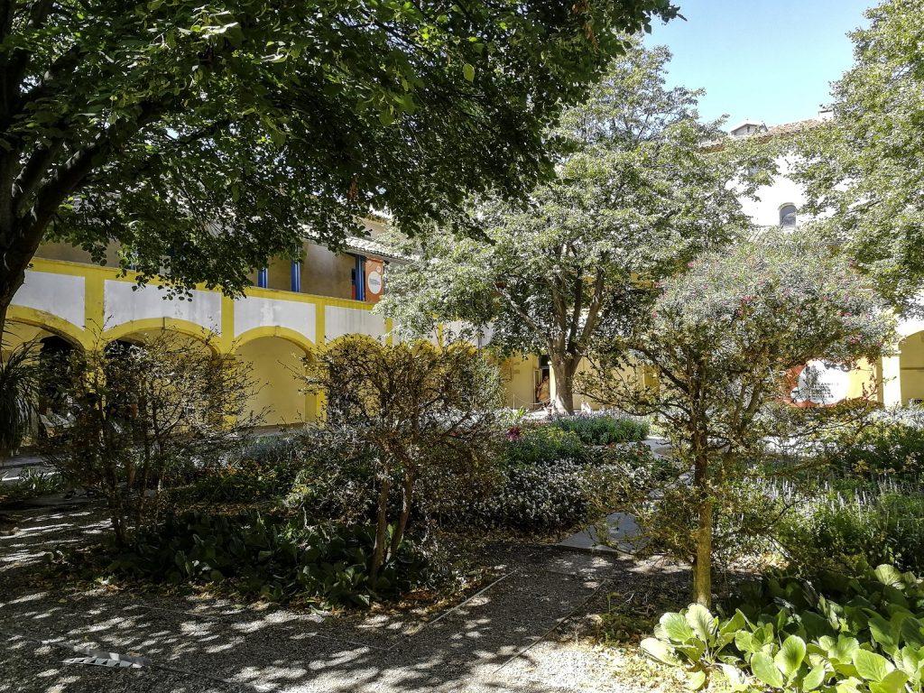 Van Gogh ad Arles: ospedale reale