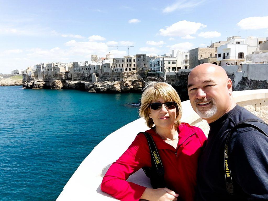 Due giorni a Polignano a mare: terrazze con vista