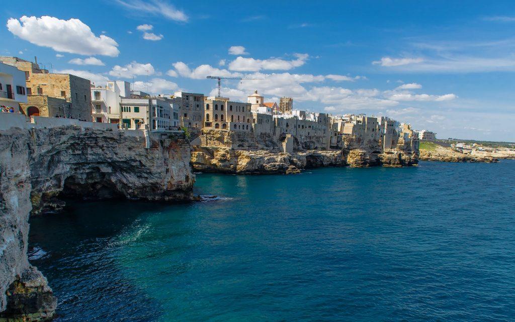 Due giorni a Polignano a mare: grotte di Polignano a mare