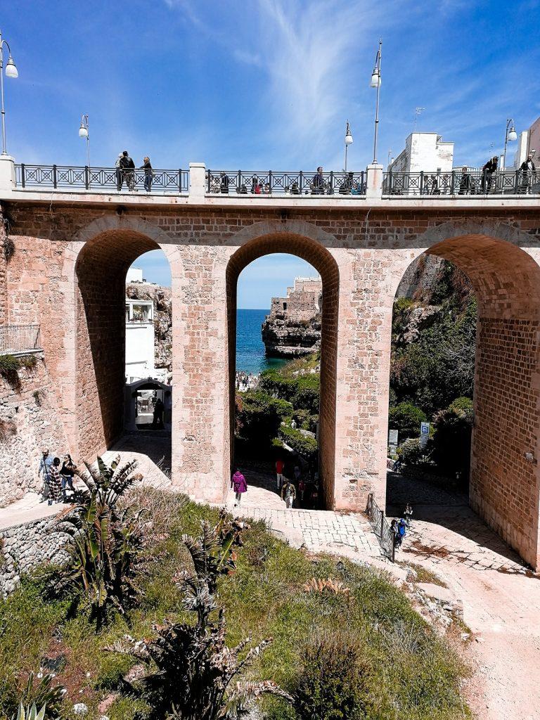 Due giorni a Polignano a mare: Ponte borbonico