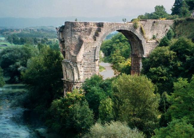Il ponte di Augusto a Narni