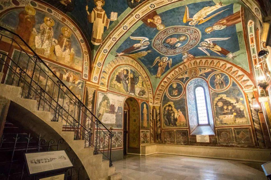 Basilica di San Benedetto a Subiaco