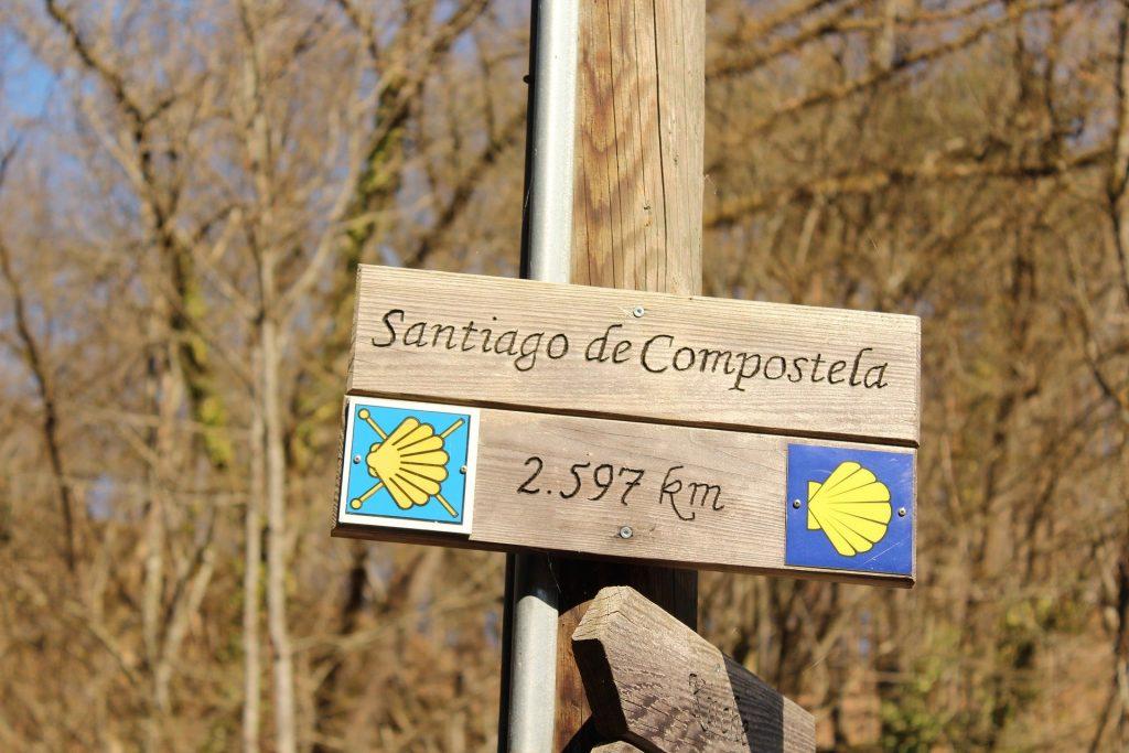 cammini italiani: il cammino di santiago