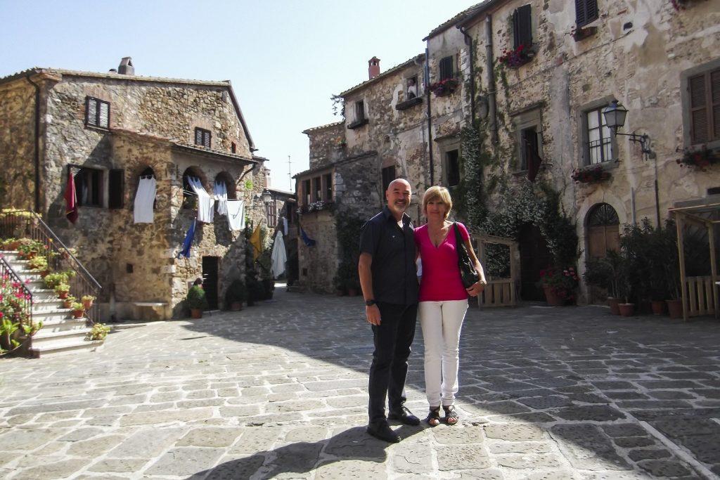 le città del tufo in 3 giorni: Montemerano