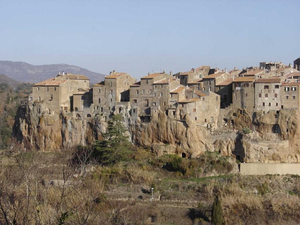 le città del tufo in 3 giorni: Sovana