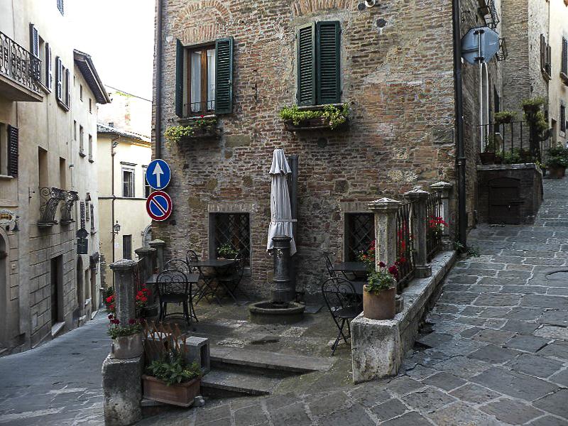 i vicoli di Montepulciano