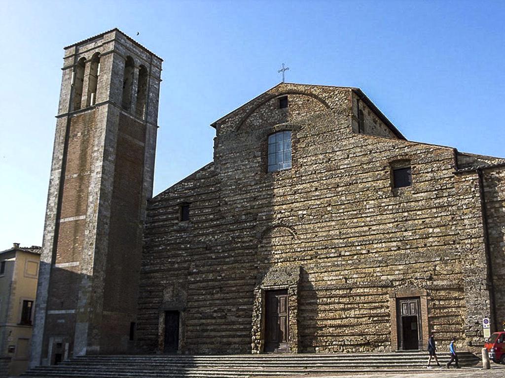 la cattedrale di montepulciano