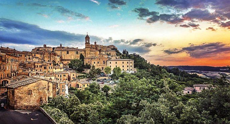 Città del vino in Toscana