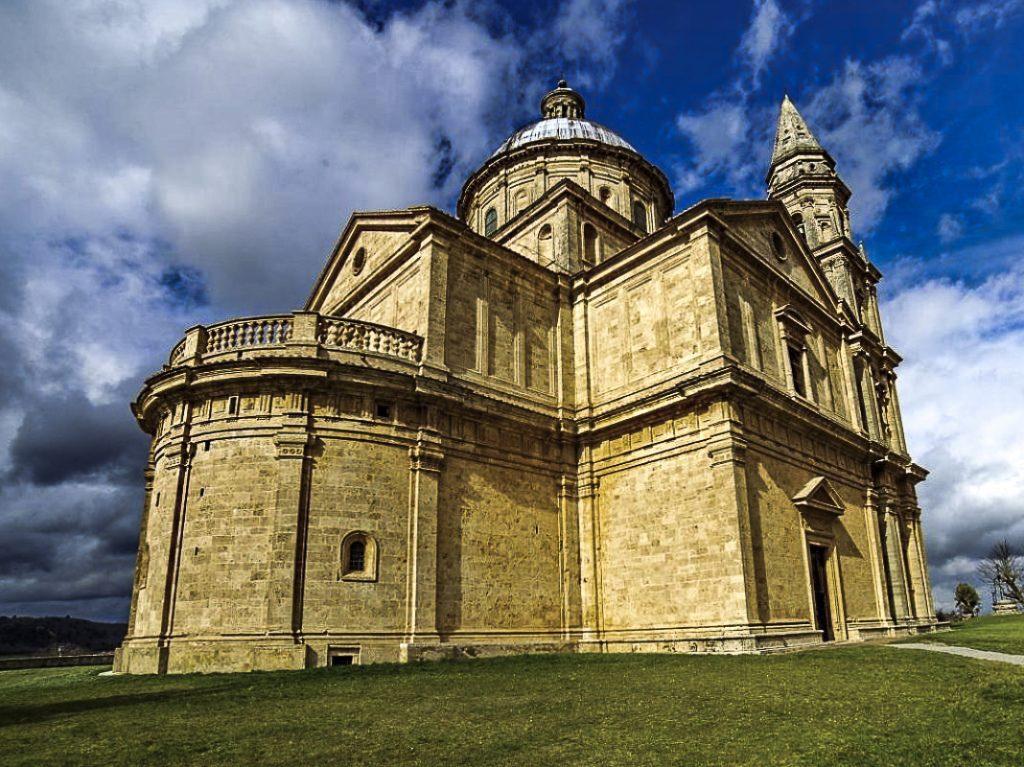 città del vino: Tempio di San Biagio