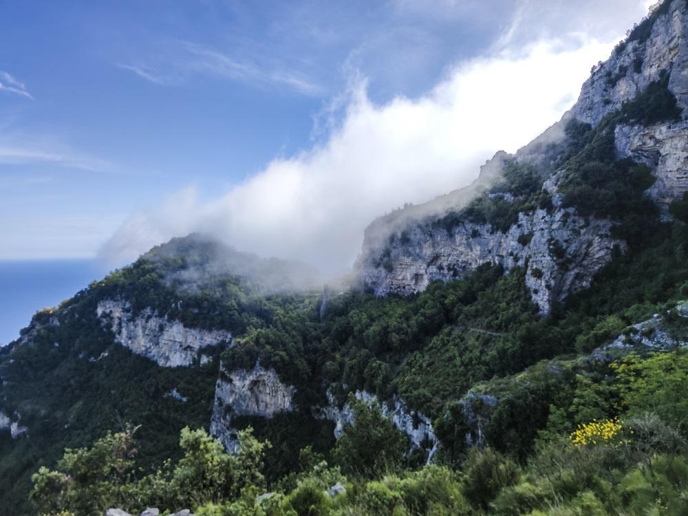imprevedibilità della montagna