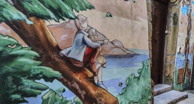 Murales di Valogno