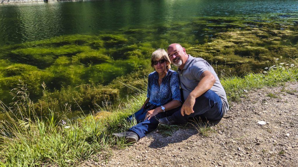 Lago Smeraldo e noi