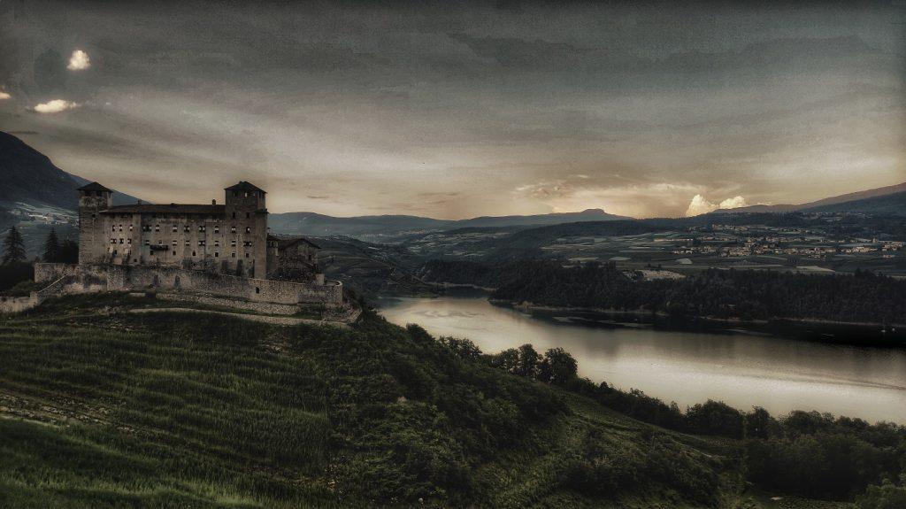 19 giorni in Trentino Alto Adige: Lago di Santa Giustina e castello di Cles
