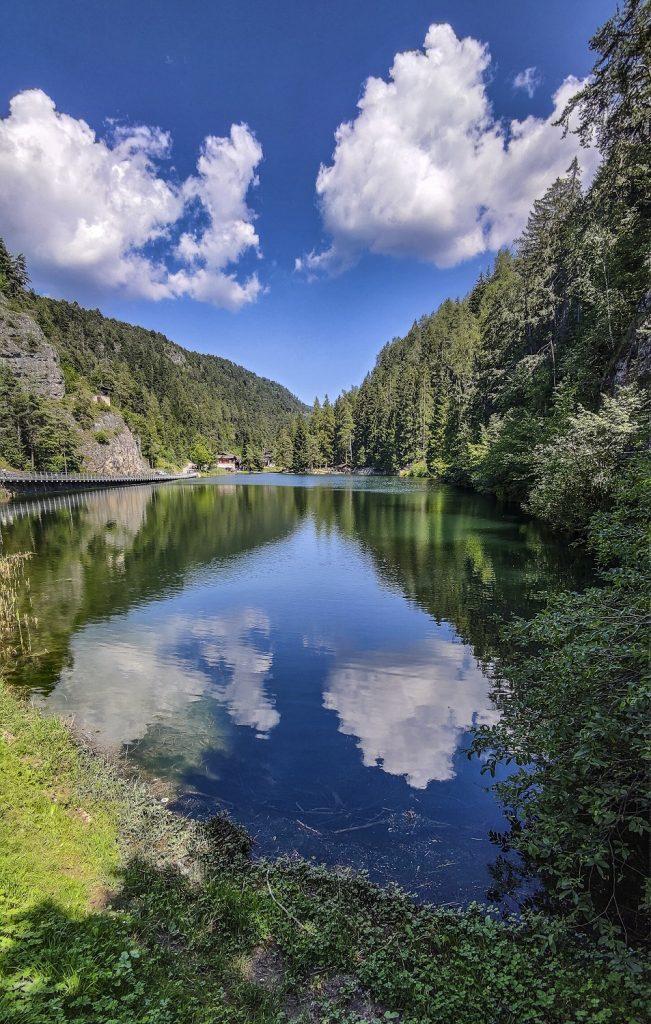 il lago smeraldo