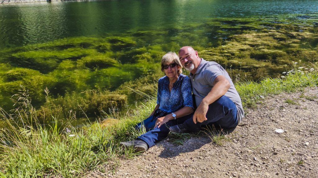 il lago smeraldo e noi