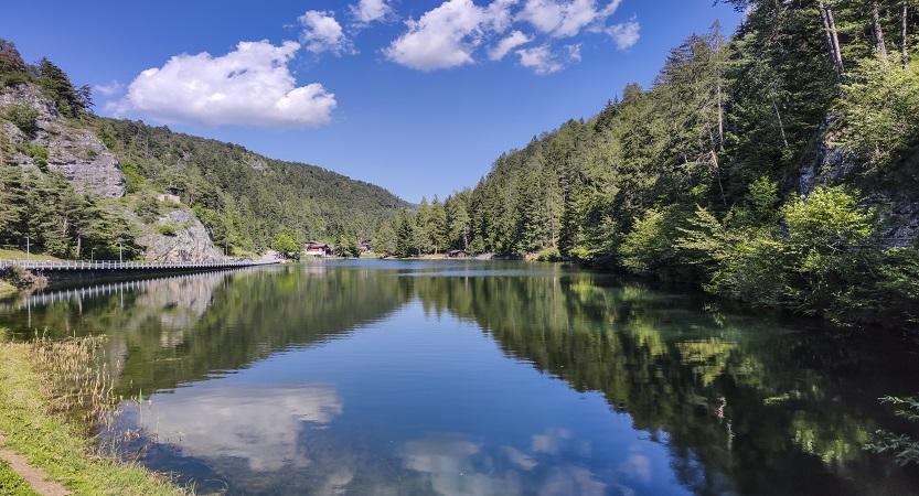 Passeggiata al Lago Smeraldo