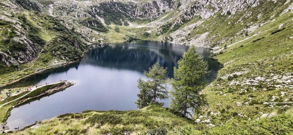19 giorni in trentino alto adige:lago-ritorto
