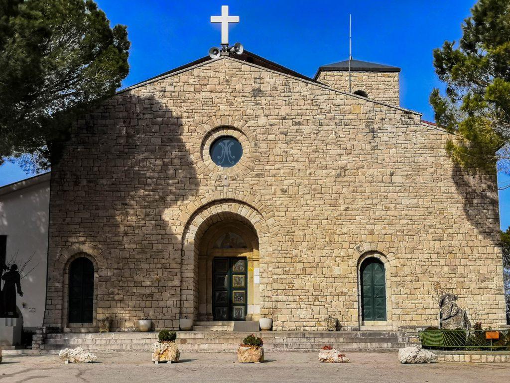 Chiesa di SS Salvatore a Morcone