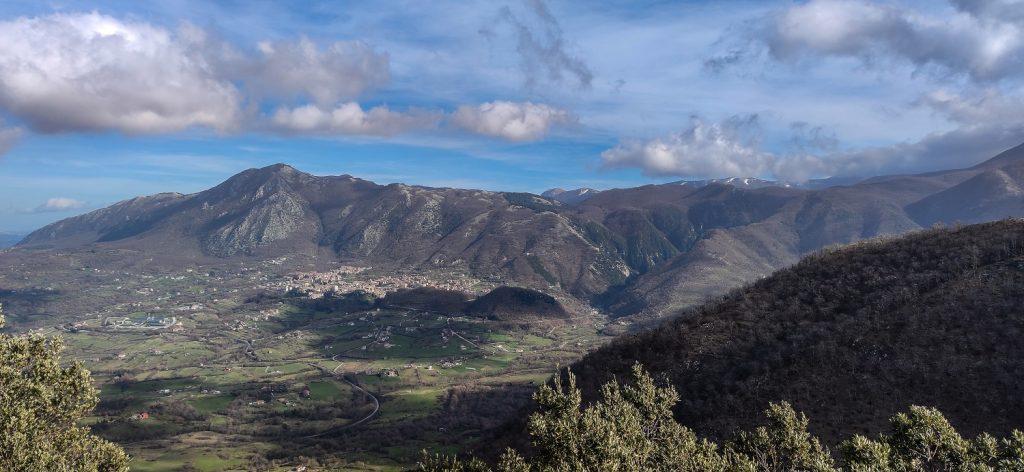 Altro da vedere in Irpinia: Balcone sull'Irpinia