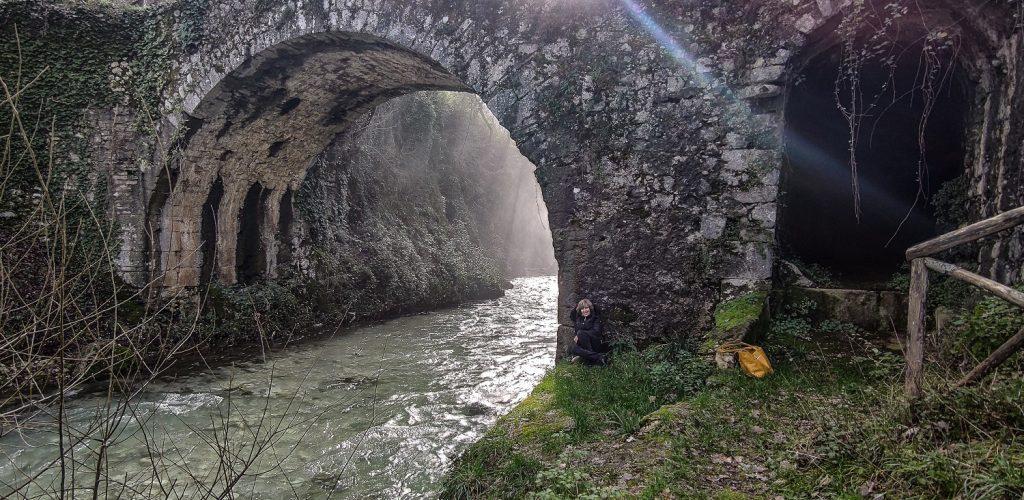 Altro da vedere in Irpinia: cascata-della-lavandaia