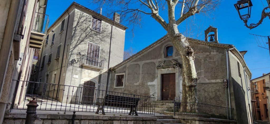 Altro da vedere in Irpinia: chiesa-della-trinita-a-nusco
