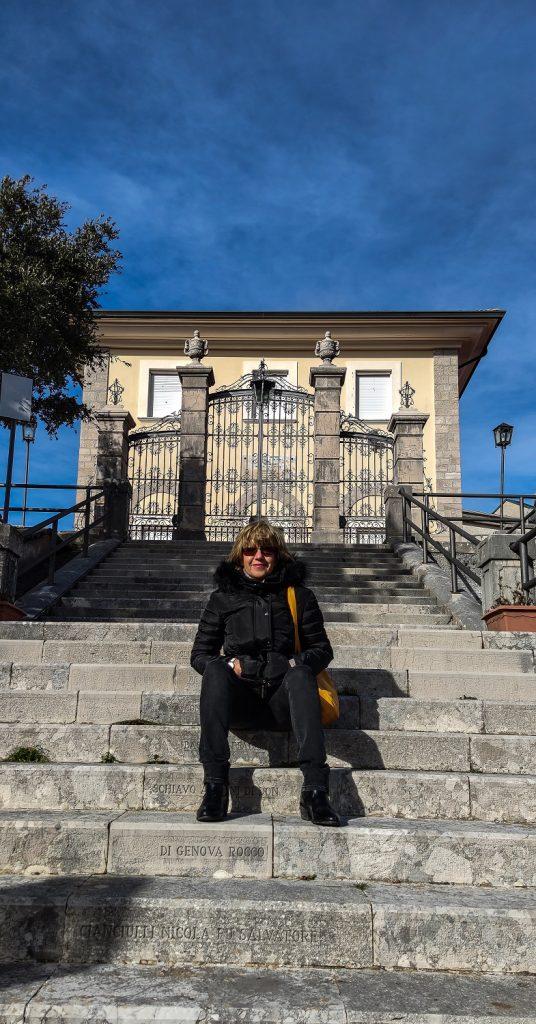 Altro da vedere in Irpinia: ingresso-complesso-ss-salvatore