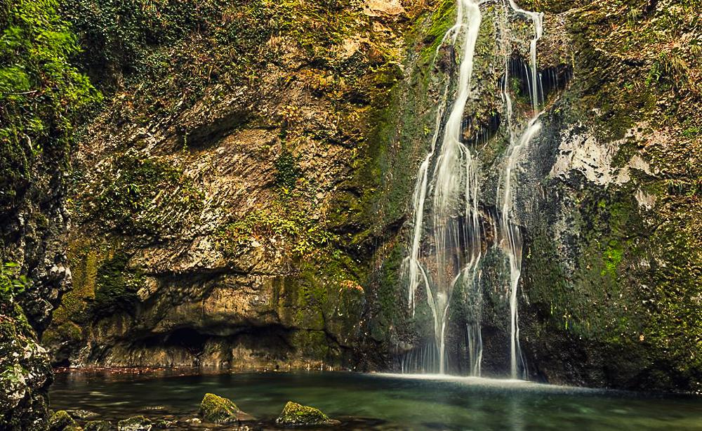 Altro da vedere in Irpinia: Cascata della Tufara