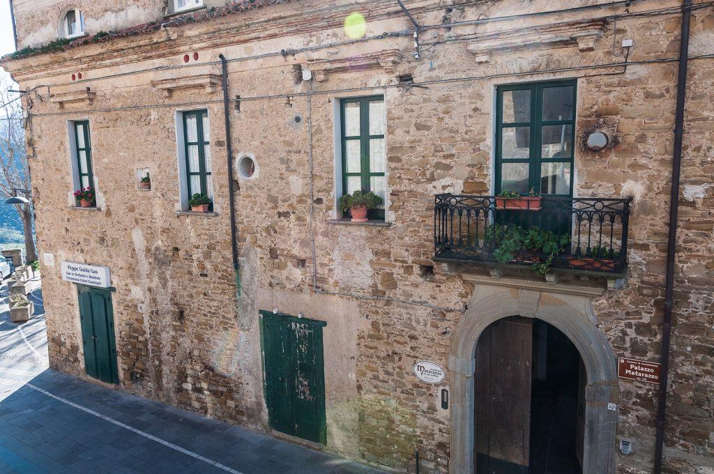 due giorni a castellabate: residenza matarazzo