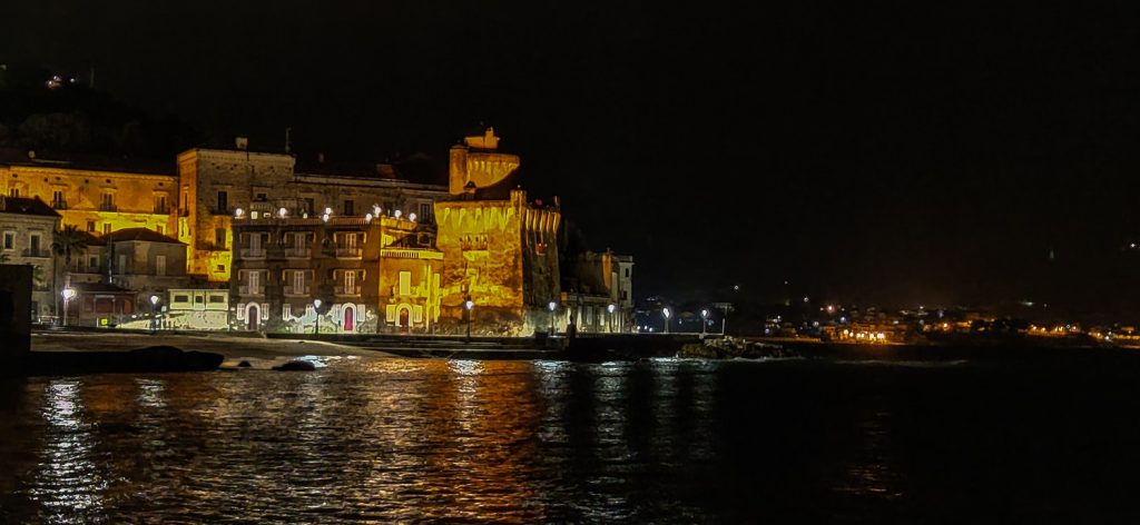 due giorni a castellabate:  santa maria marina piccola e torre