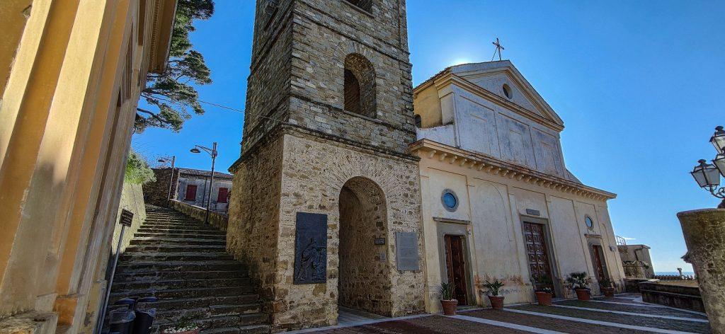 due giorni a castellabate:  basilica