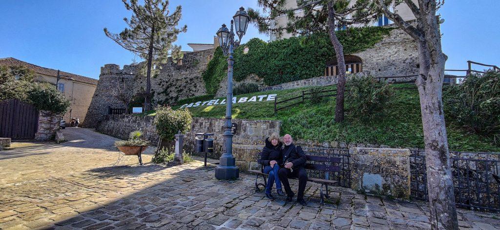due giorni a castellabate:  castello e belvedere