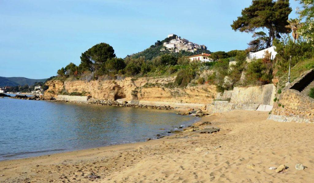 due giorni a castellabate:  san marco spiaggia del pozzillo