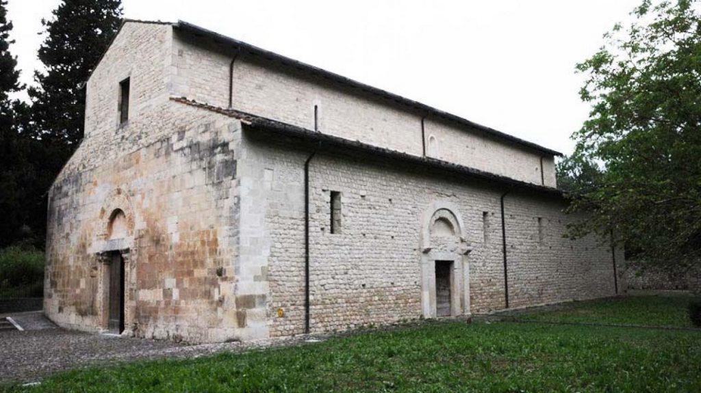 abbazia di san pietro ad oratorium