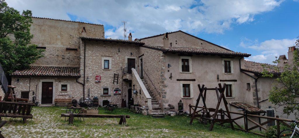 2 giorni in abruzzo: la casa sù le dimore del borgo